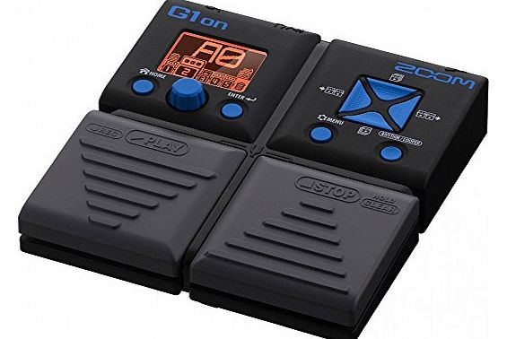Zoom  G1on Electric guitar effects Multi effects for guitars